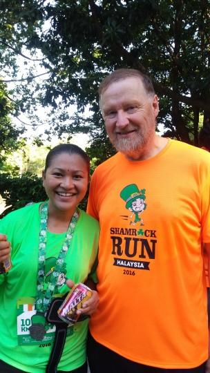 Shamrock Run 2016, Putrajaya