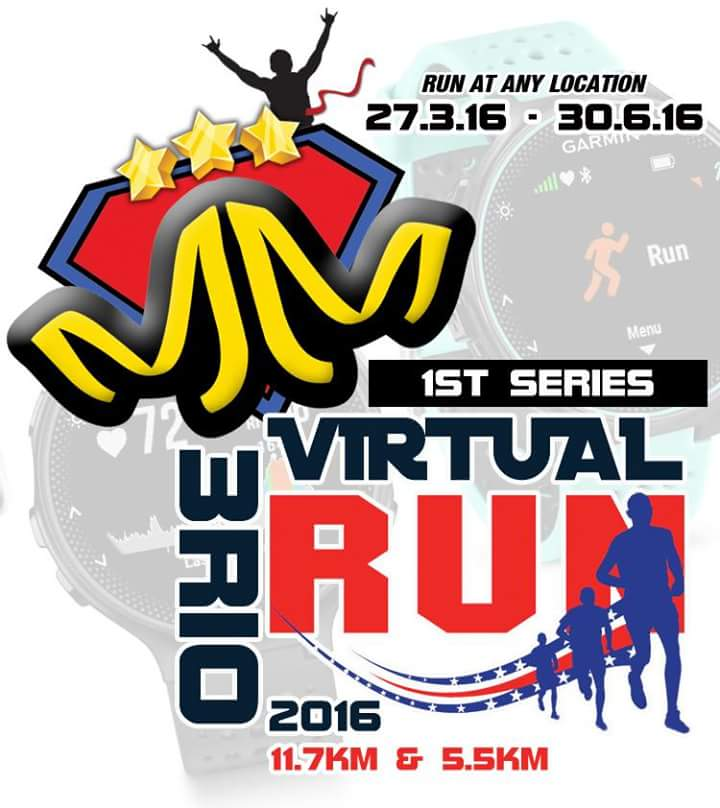MM 3rio 1st Series – Virtual Run