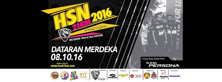 Run for your life-HSN21KM