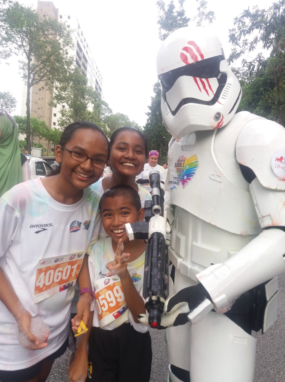 Great Eastern Bubble Dash 2016 – RaceReview