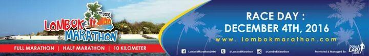 Lombok Marathon 2016 – RaceReview