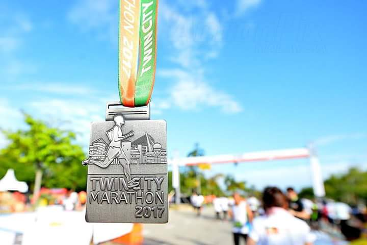 Twincity Marathon- Race Review